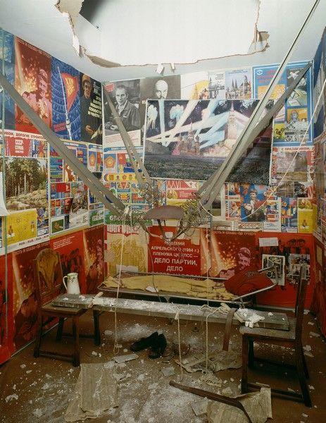 Ilya Kabakov e il 1989: anno cardine dell'arte contemporanea  http://artecracy.eu/ilya-kabakov-1989-anno-cardine-dellarte-contemporanea/