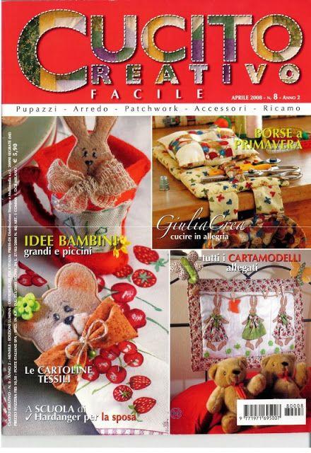 Revista Cucito Creativo - Denise Moraes - Веб-альбомы Picasa