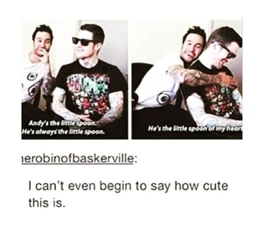 I love Pete, he's so sweet