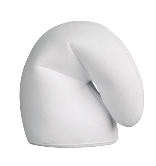 The Smurfs One Size Adult White Hat
