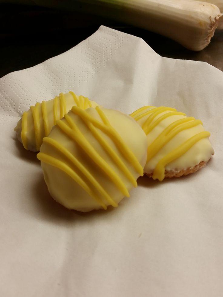 Citron Biskvier jag gjort.
