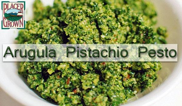 Pistachio Pesto | Vegetarian | Pinterest | Pistachio Pesto, Pistachios ...