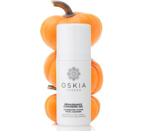 Oskia Renaissance Cleansing Gel - A new generation non-foaming cleansing gel-to-oil that melts into skin to quickly and gently remove impurities and makeup while actively illuminating and nourishing to reveal balanced, clean, fresh, radiant skin that feels soft and smooth. Wonderfully rich in vitamins and enzymes.