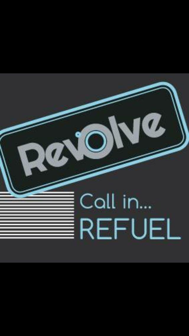 Revolve ... Whole food Cafe at the Avantidrome