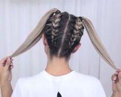 Con estos #PeinadosConTrenzas te verás espectacular. ¡Conoce el paso a paso aquí!