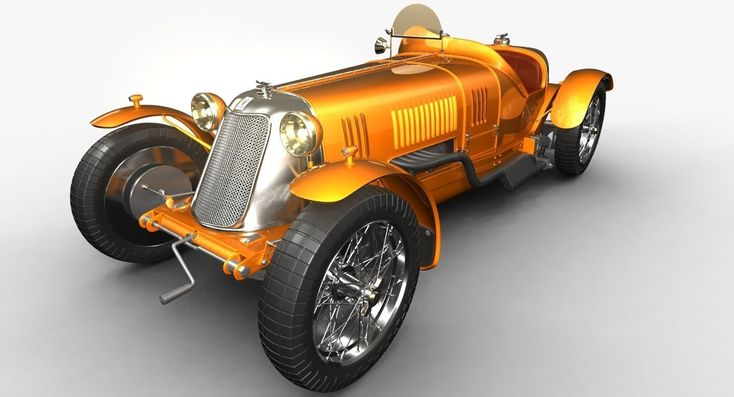 'Classic Maserati Tipo 26B 1929' by behbef. Hey guys 1929 Maserati Tipo 26B is one of the best ...