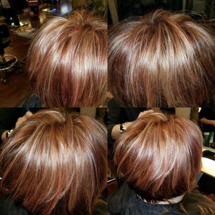 Hair by Jina:  copper love hair #echoshairdesign #hairstylist #eduardolazoloftparrucchieri #teamParrucchieri #inoacolor #profiber #inoahaircolor #inoaammoniafree #ammoniafreehaircolor #inoasanfrancisco #inoaloreal #inoacolorsanfrancisco #noammonia #noammoniahaircolor #