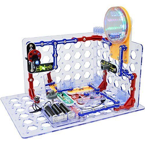 Snap Circuits 3D Illumination Electronics Discovery Kit For Kids Learning NEW  #SnapCircuits