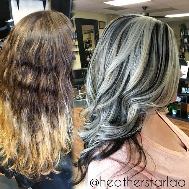Instagram Post By Heather Fox Heatherstarlaa Ash Blonde