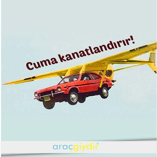 Herkese mutlu hafta sonları dileriz...  #Cuma #HaftaSonu #Tatil #Mutluluk #Araç #Kaplama