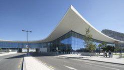 Gibraltar Airport / Blur Architects + 3DReid Architects Gibraltar Airport / Blur Architects + 3DReid Architects