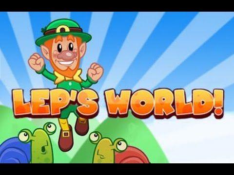 LEP'S WORLD 2! Gameplay