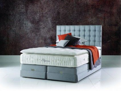Hypnos Regal Elegance King Size Divan Bed from £3,689.00