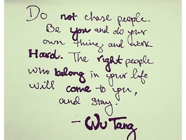 Wu Tang Forever Quotes