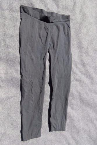 Last Tango Leggings Capris Gray Pants Size M/L Ankle Stretch Casual Bottoms
