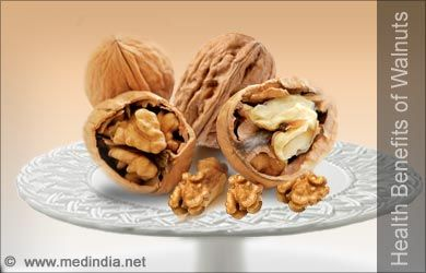 Health Benefits of Walnuts! Helps memory, strengthens hair, prevents cancer, and much much more!