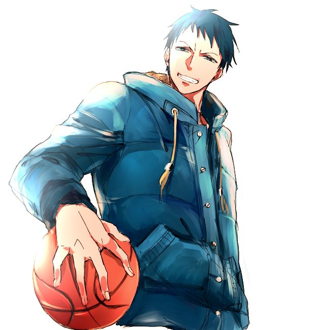 1000+ Images About Aomine Daiki On Pinterest
