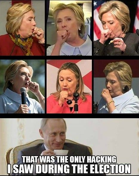 Russian Election Hacking | C.A.A.B.O.H. #funny #humor #memes #laughs http://caaboh.me