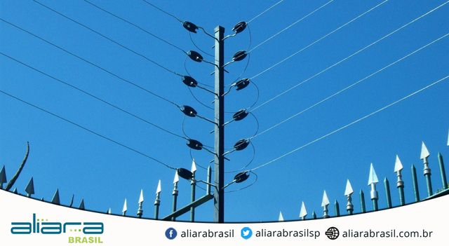 Soluções de Cerca Elétrica Industrial para Parques, Instalações Esportivas e áreas Recreativas!