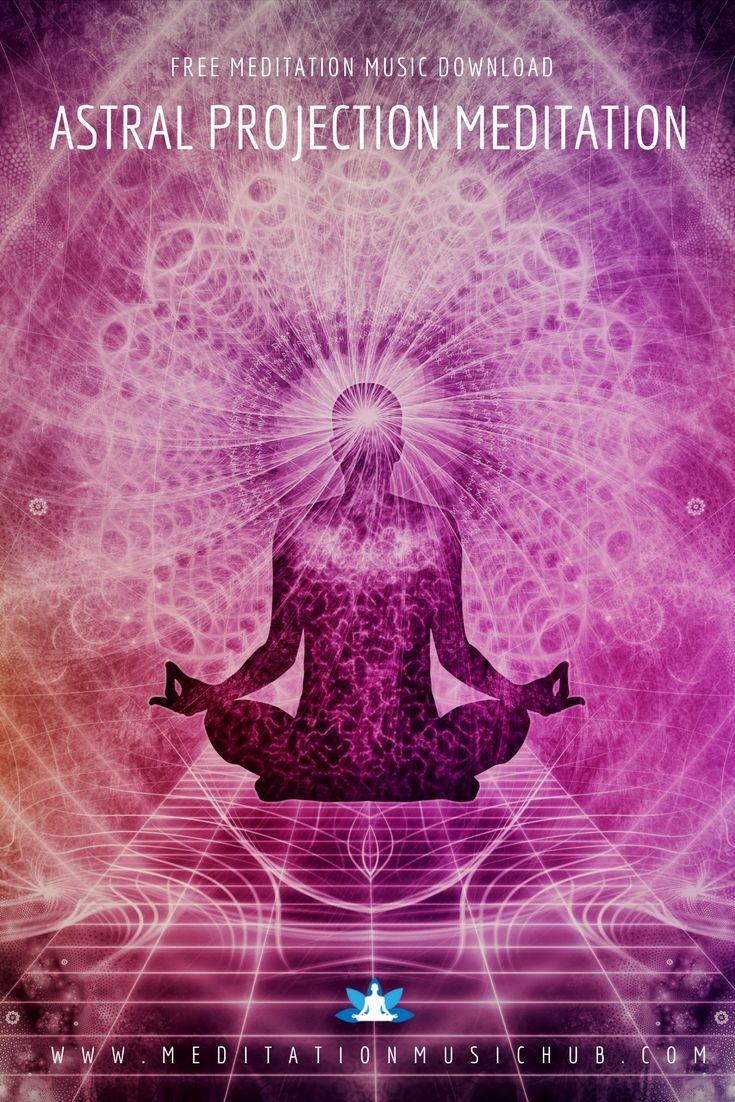 Astral Projection Meditation | Meditation Music Hub | Blog