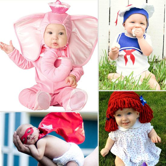 Baby's First Halloween Costume Ideas via @LilSugar