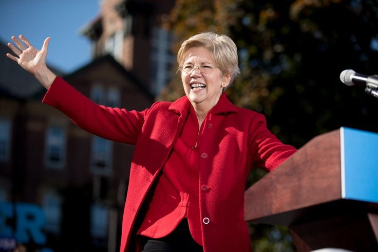 """""""She was warned. She was given an explanation. Nevertheless, she persisted"""". New feminist slogan provided by an unfeminist dude.   Mitch McConnell silenced Elizabeth Warren in the Senate chamber. That only made her voice louder."""