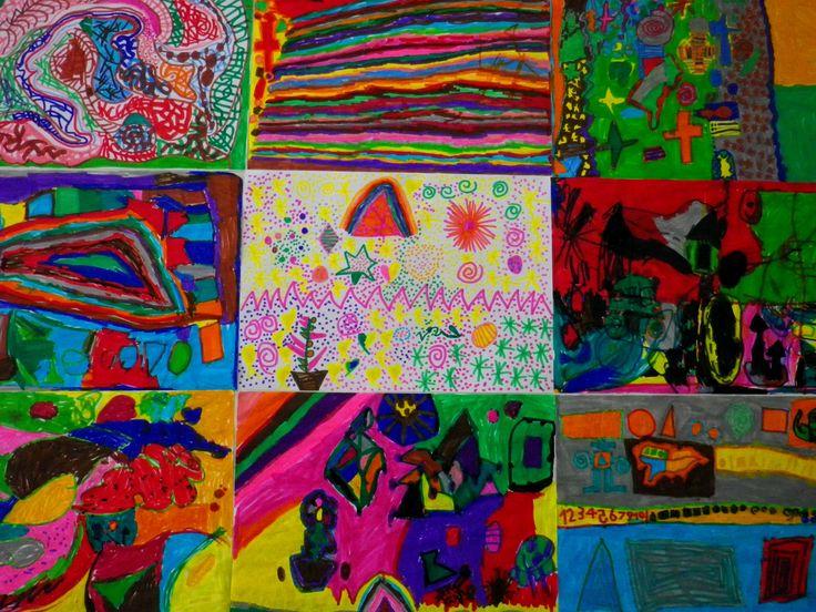 Και τώρα που τελειώνει το σχολείο κάνουμε μια ζωγραφιά με αγάπη και πολλή φαντασία για… να καλωσορίσουμε τα επόμενα παιδιά που θα έρθουν στο Νηπιαγωγείο! Και τους ευχόμαστε να έχουν μια χρονι…