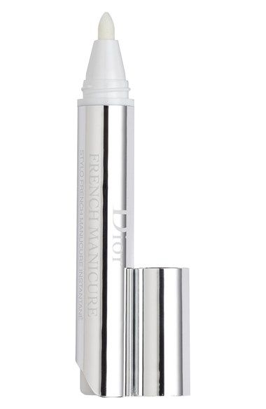 Free shipping and returns on Dior Instant French Manicure Pen at Nordstrom.com. Dior's Instant French Manicure Pen makes getting a flawless French manicure quick and easy. The pen's extreme precision felt tip helps you draw a white line along the entire tip of the nail for instant perfection.