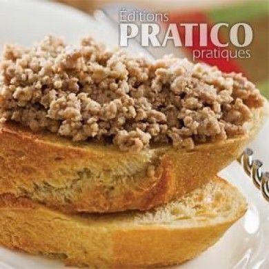 Cretons maison allégés - Recettes - Cuisine et nutrition - Pratico Pratique