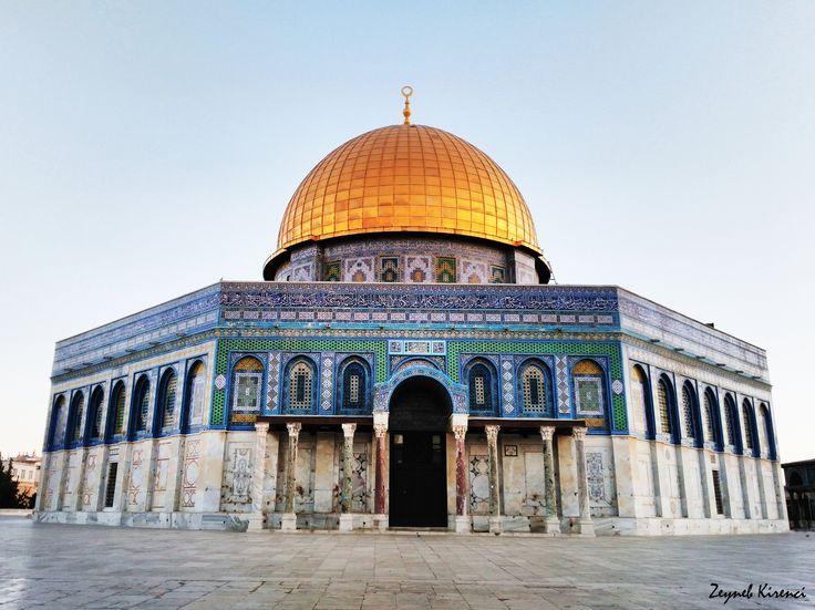 Dome of the Rock, Jerusalem (29.08.2015).