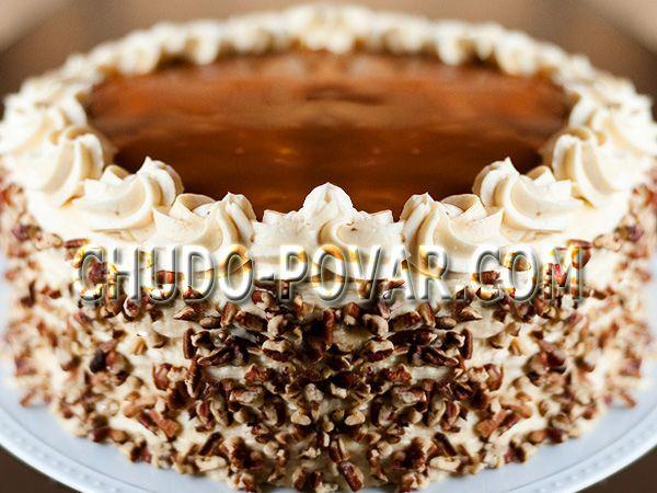 Праздничный торт рецепт с фото