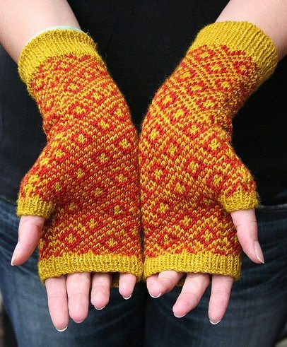 431 best Mittens and gloves images on Pinterest | Knitting ideas ...
