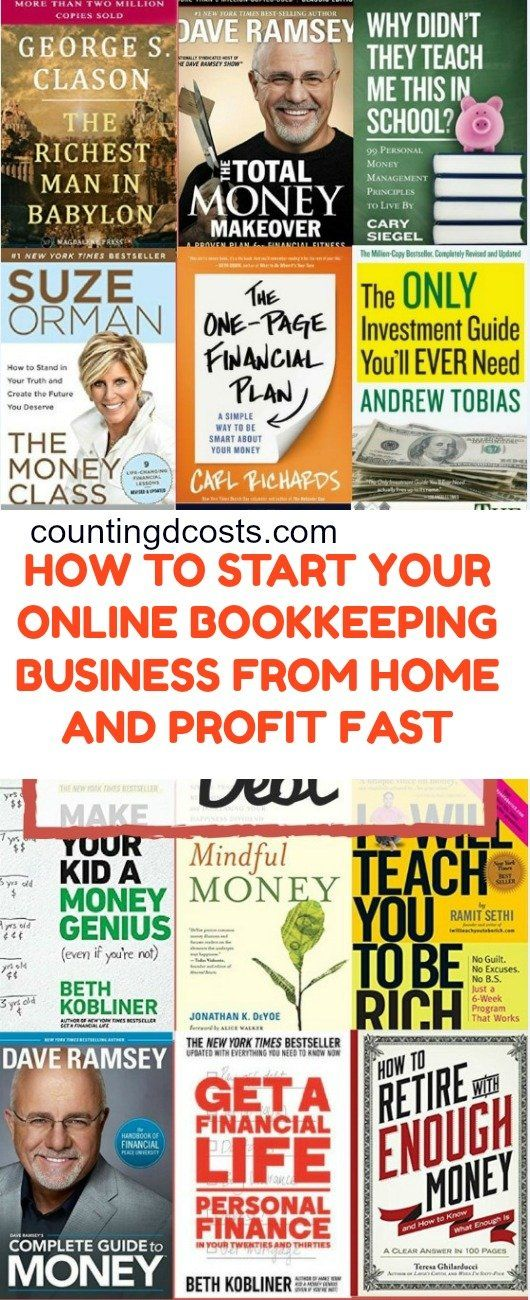 How To Start An Online Bookkeeping Business From Home - Tips You Wish You Knew Sooner