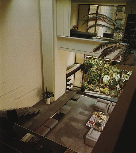 doug and gene meyer: 101 East 63rd Street - HALSTON's Town House