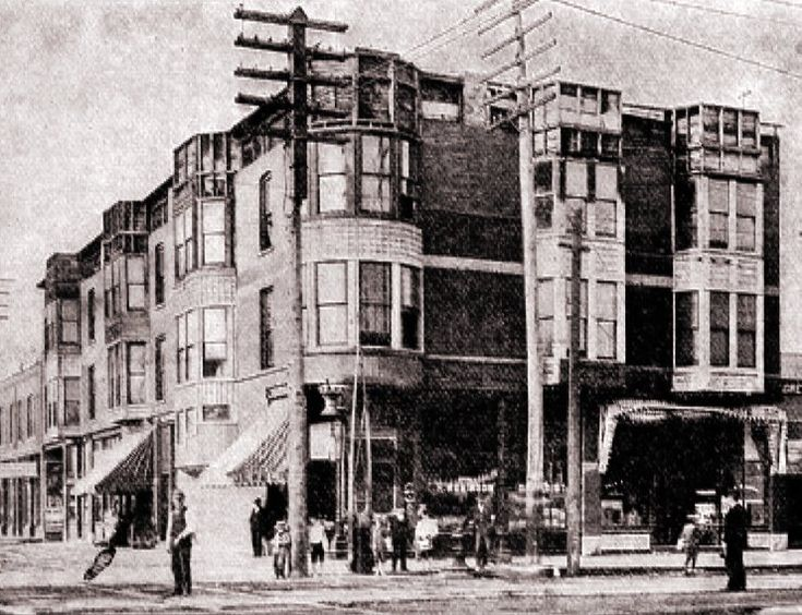 "Called ""America's First Serial Killer,"" druggist Herman Webster Mudgett, alias Dr. H.H. Holmes had already been connected to several mysterious deaths and disappearances when he built an enormous structure on 63rd St. in Englewood that would come to be known as his ""Murder Castle."""