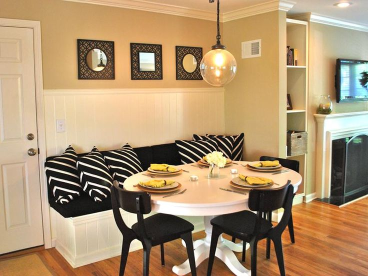 Kitchen Banquette Seating of Awesome Kitchen Banquette Ideas   Kitchen Ideas