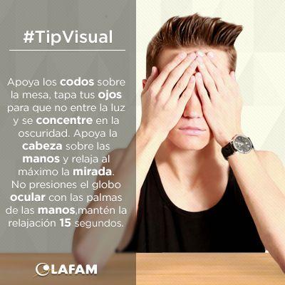 #EjercicioVisual #PausaActiva