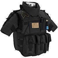 Evike Matrix S.D.E.U. Ultra Light Weight Airsoft Tactical Vest