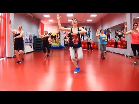 Zumba Fitness - Tangled up (Tango) - YouTube