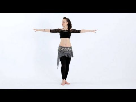 How to Do Shoulder Isolations | Belly Dancing - YouTube