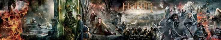 BREAKING: The Battle of the Five Armies Tapestry [click through to read more]