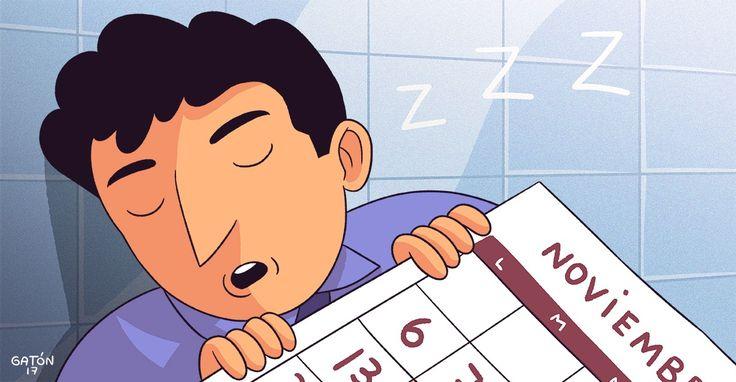 ¿Cómo descansar en esos pocos minutos libres que tienes al día?