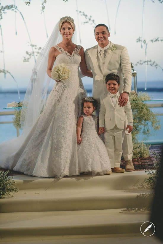 Casamento de Wesley Safadão com Thyane