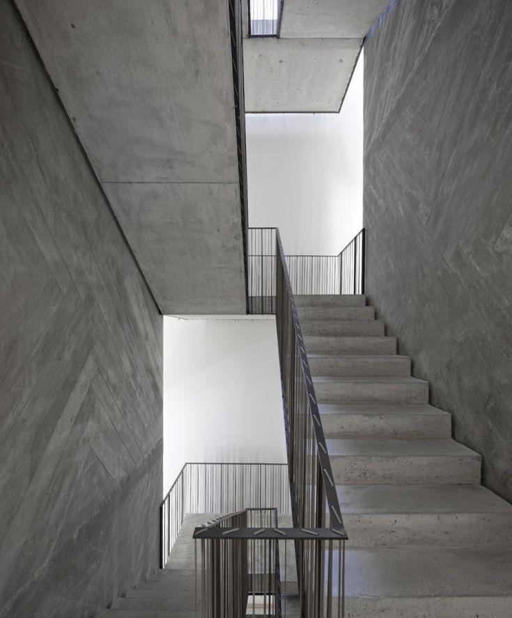 Casa do Conto, Porto, Portugal, 2011 - Pedra Liquida.