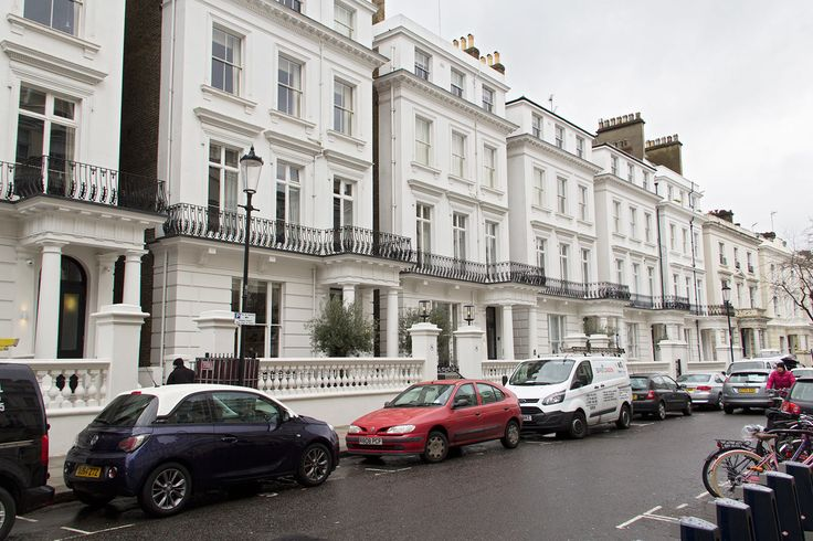 16 best housing images on pinterest landscape for Cool boutique hotels london