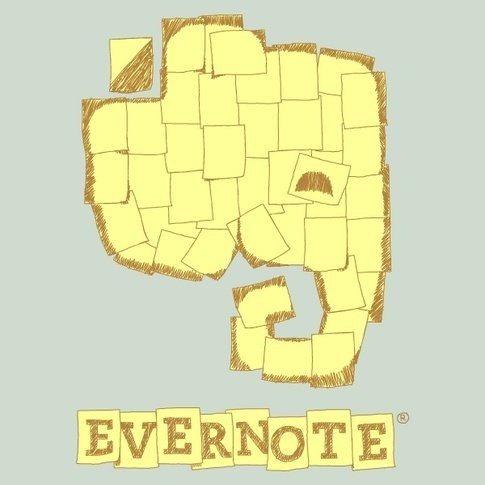 [YES-YES-YES-YES-YES!!! ;-D (I'm a junkie.) tg] Evernote Elephant logo via businessinsider: http://tinyurl.com/18r