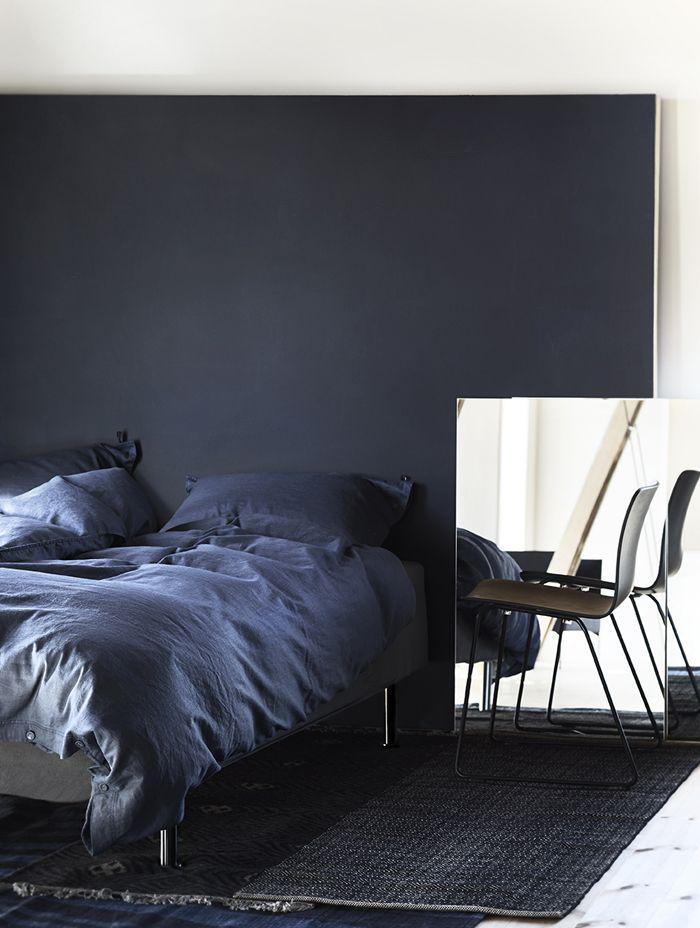 """Chambre """"bleu nuit"""" / Bedroom"""