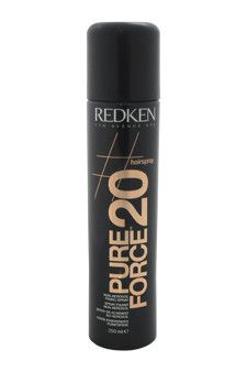 Pure Force 20 Non-Aerosol Fixing Spray by Redken (Unisex)