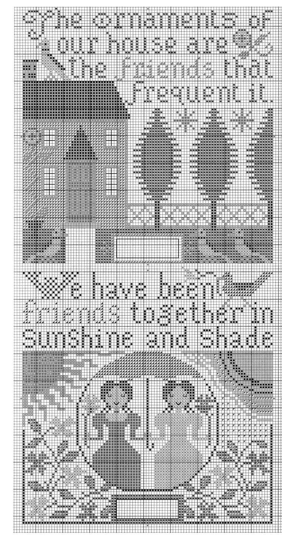 THE PRAIRIE SCHOOLER FRIENDS 2/5