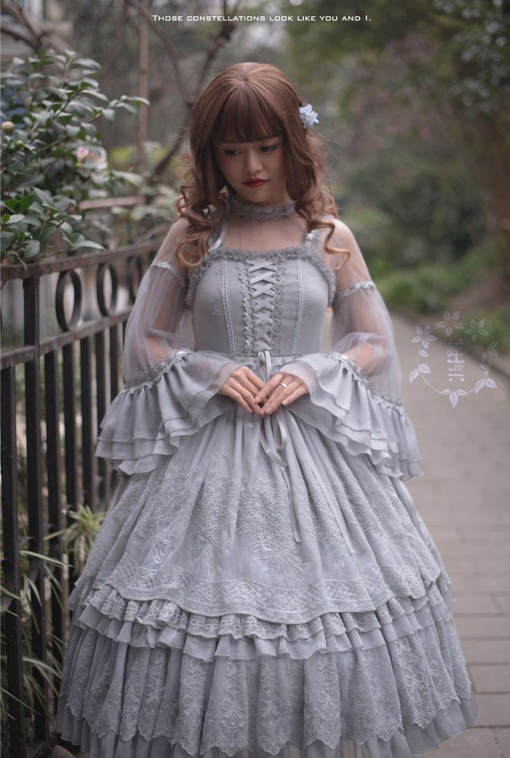 995 best Lolita Dresses images on Pinterest | Lolita fashion, Mori ...